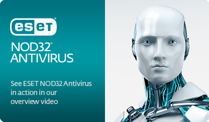 NOD32 Antivirus (32 bit) screenshot