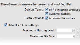 image: Settings for Advanced users