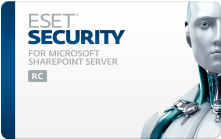 ESET Security pre Microsoft SharePoint Server Release Candidate