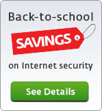 Back-to-school Savings