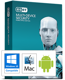 ESET Multi-Device Security Home Office Edition